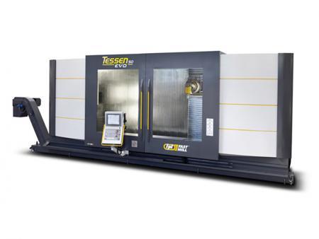 FPT TESSEN EVO machining center