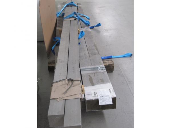 Barre in acciao inossidabile Aisi 304