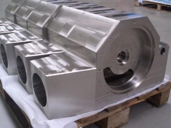 Fusioni lavorate in materiale CA6NM