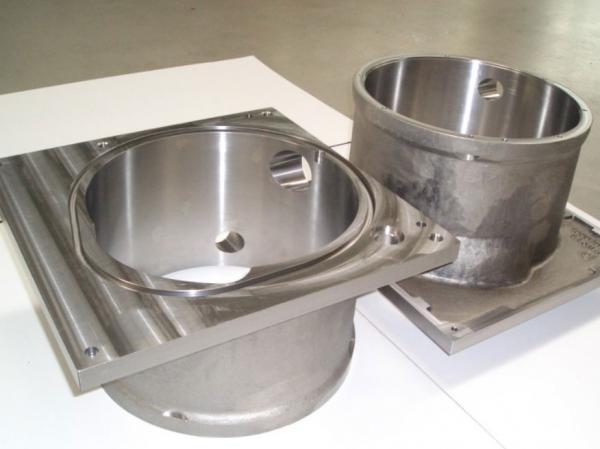 Cilindri in materiale CA6NM